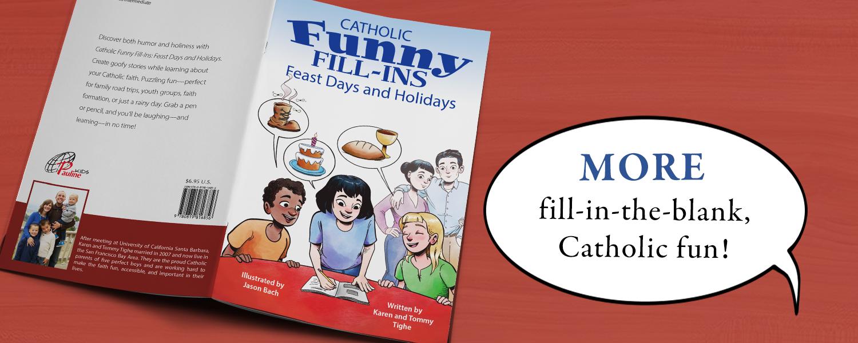 Catholic Funny Fill Ins - Feast Days CN